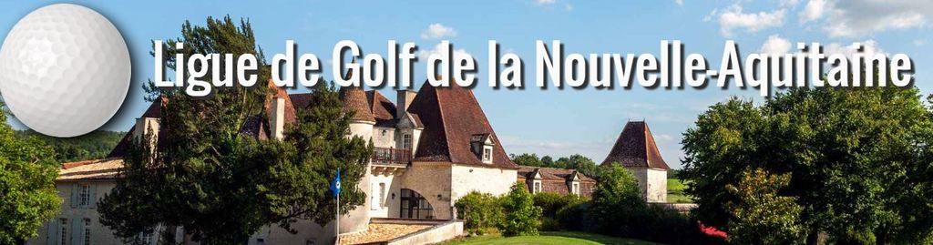 Ligue Golf Nouvelle Aquitaine